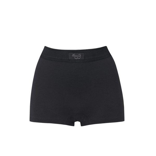 Sloggi Dames Short300 Zwart Product