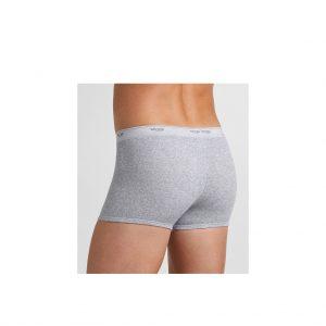 Sloggi-basic-short-grey-boxer-back-view