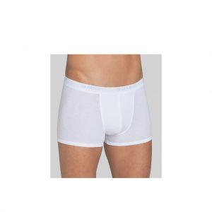 Sloggi-basic-shorts-white-front-view