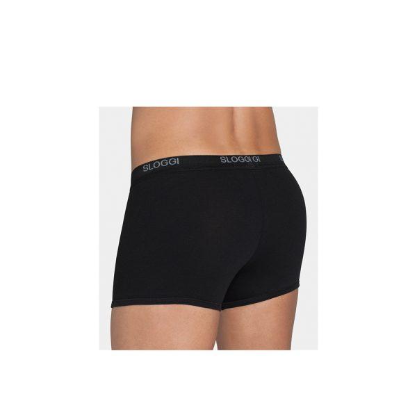 Sloggi-basic-shorts-black-short-view