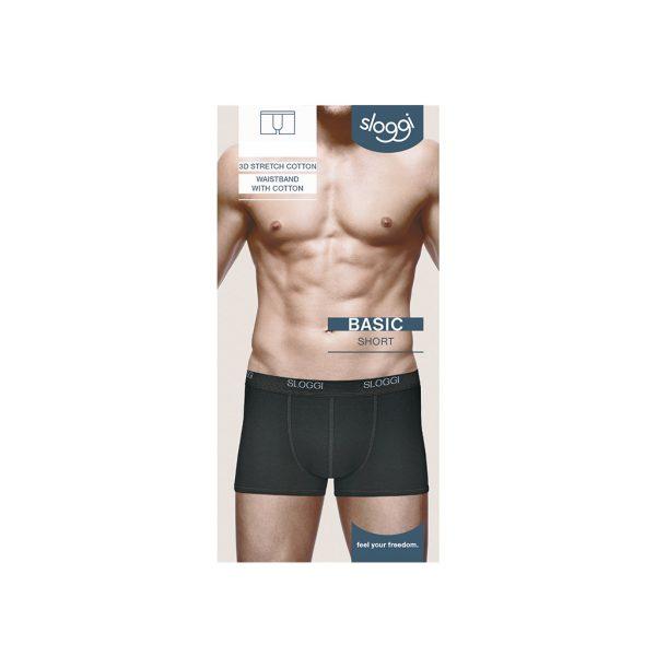 Sloggi-basic-shorts-black