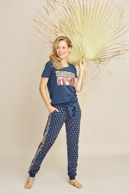 Dames Zomer 2021 Pyjama CharlieChoe 1