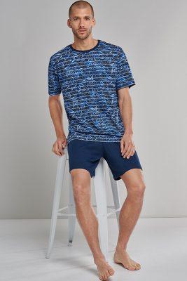 Heren Zomer 2021 Pyjama Schiesser 5