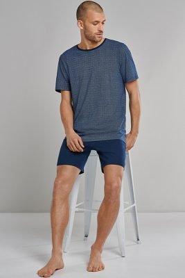 Heren Zomer 2021 Pyjama Schiesser 6