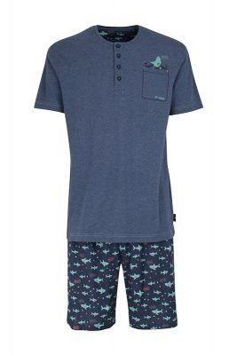 Heren Zomer 2021 Pyjama TomTailor 3