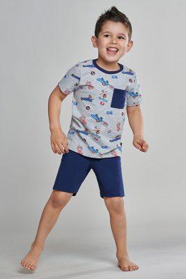 Jongens Zomer 2021 Pyjama Schiesser 4