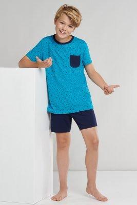 Jongens Zomer 2021 Pyjama Schiesser 5